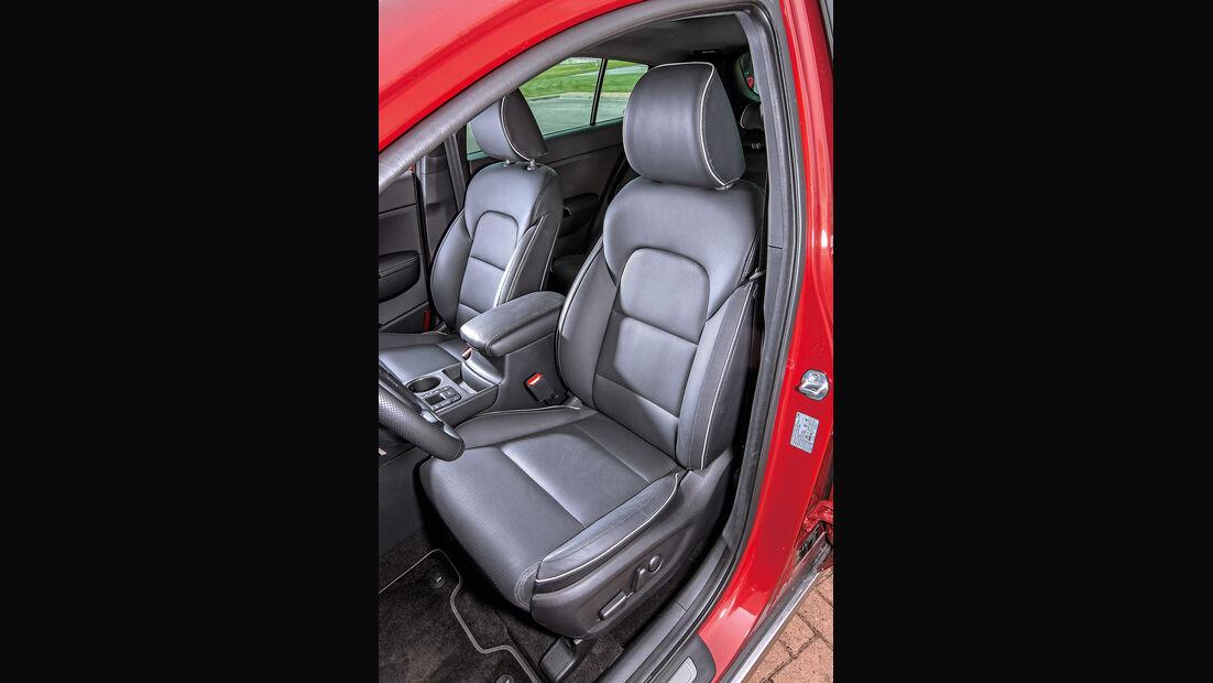 Kia Sportage 1.6 T-GDI 4WD GT Line, Fahrersitz