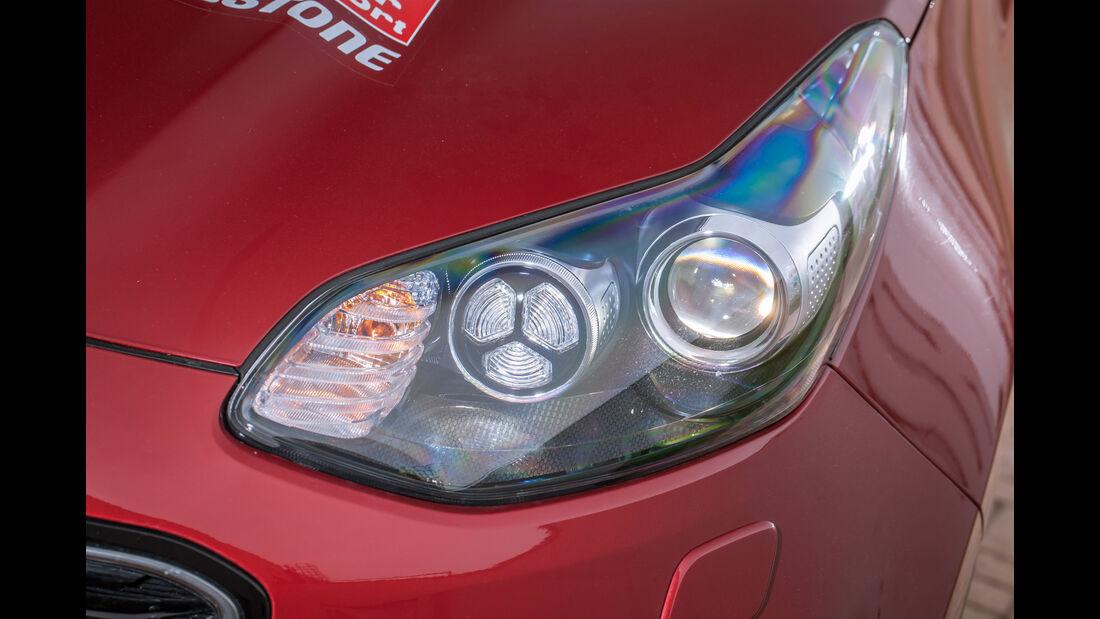 Kia Sportage 1.6 T-GDI 4WD GT Line, Frontscheinwerfer