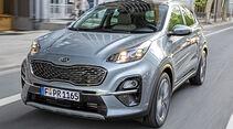 Kia Sportage, Best Cars 2020, Kategorie I Kompakte SUV/Geländewagen
