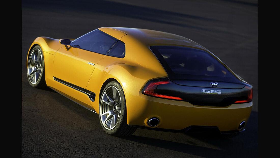 Kia Sports Concept Detroit 2014