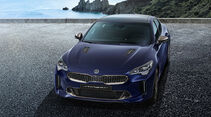 Kia Stinger Facelift 2020