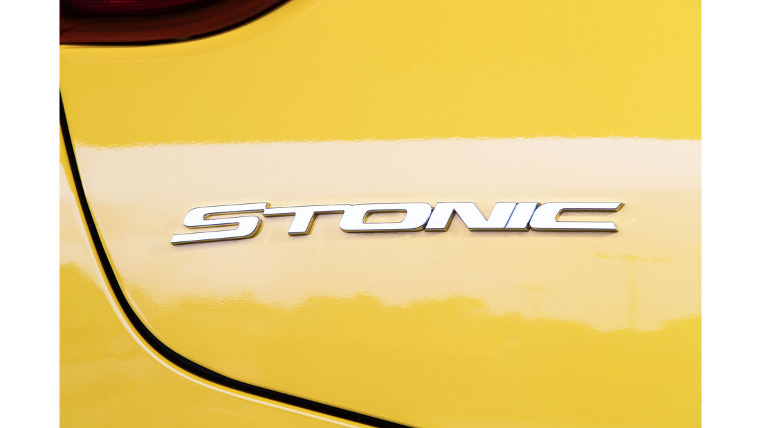 Kia Stonic 1.0 T-GDI
