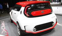 Kia Trackster Concept Genf 2012