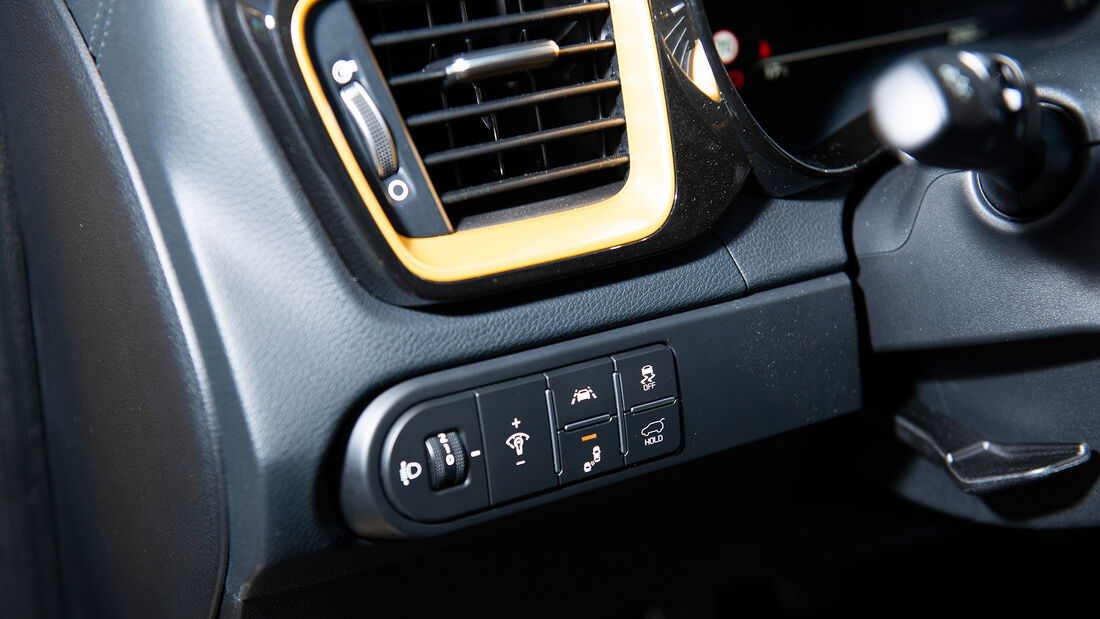 Kia Xceed 1.4T-GDI, Interieur