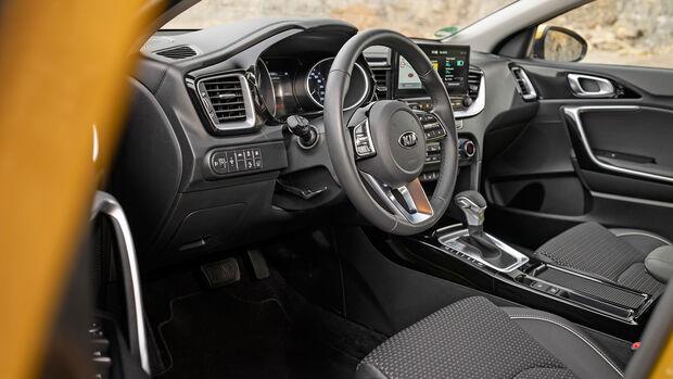 Kia Xceed 1.6 GDI Plug-in Hybrid Spirit, Interieur