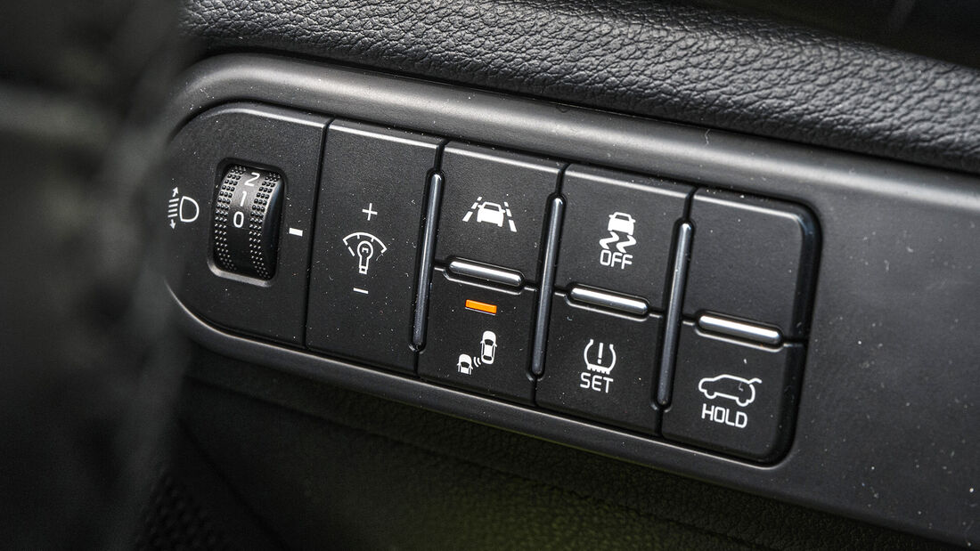 Kia Xceed 1.6 T-GDI Spirit, Interieur