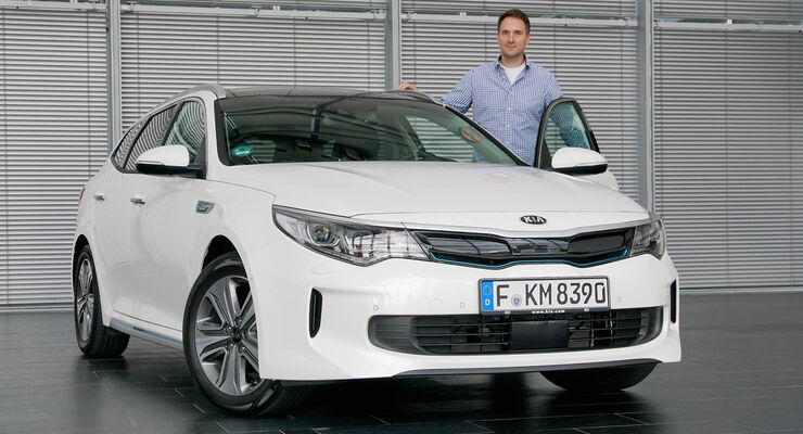 Kia goes Electric, Kia Optima SW Plug-In-Hybrid, Hybrid, Lesertestdrive