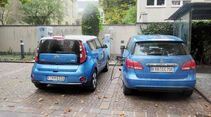 Kia goes Electric, Lesertestdrive, Kia Soul EV, Woche 2