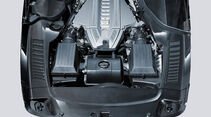 Kicherer Mercedes SLS AMG 6.3 Supercharged GT, Motor