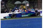 Kimi Räikkönen 2001 Sauber GP Australien