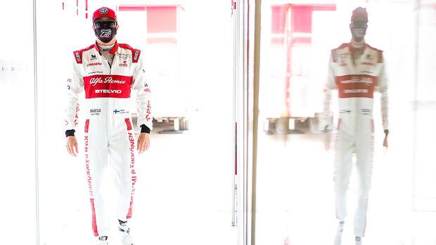 Kimi Räikkönen - Alfa Romeo