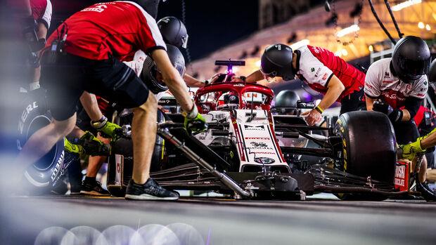 Kimi Räikkönen - Alfa Romeo - Bahrain - Sakhir