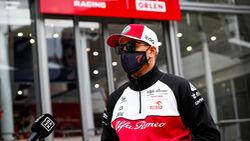 Kimi Räikkönen - Alfa Romeo - F1 - 2021