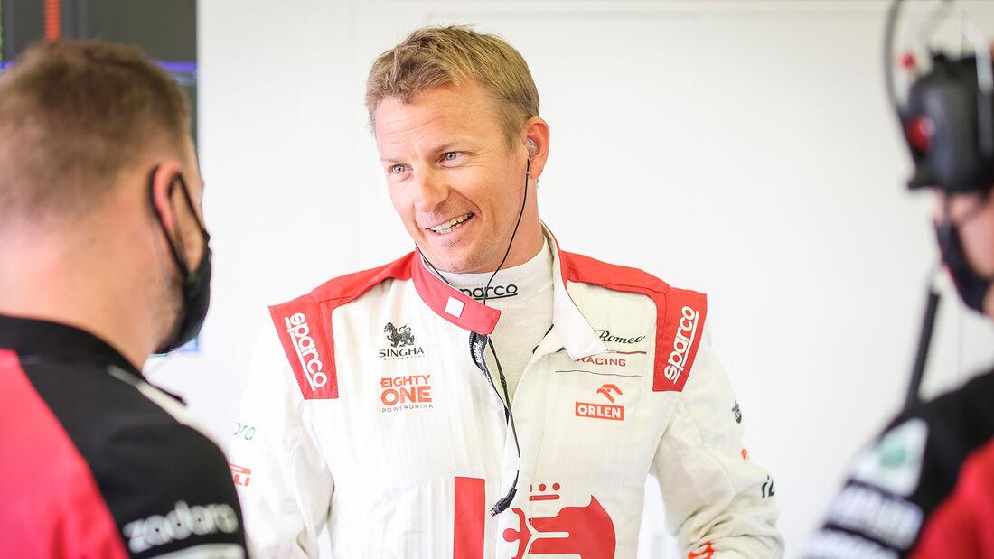 Kimi Räikkönen - Alfa Romeo - Formel 1
