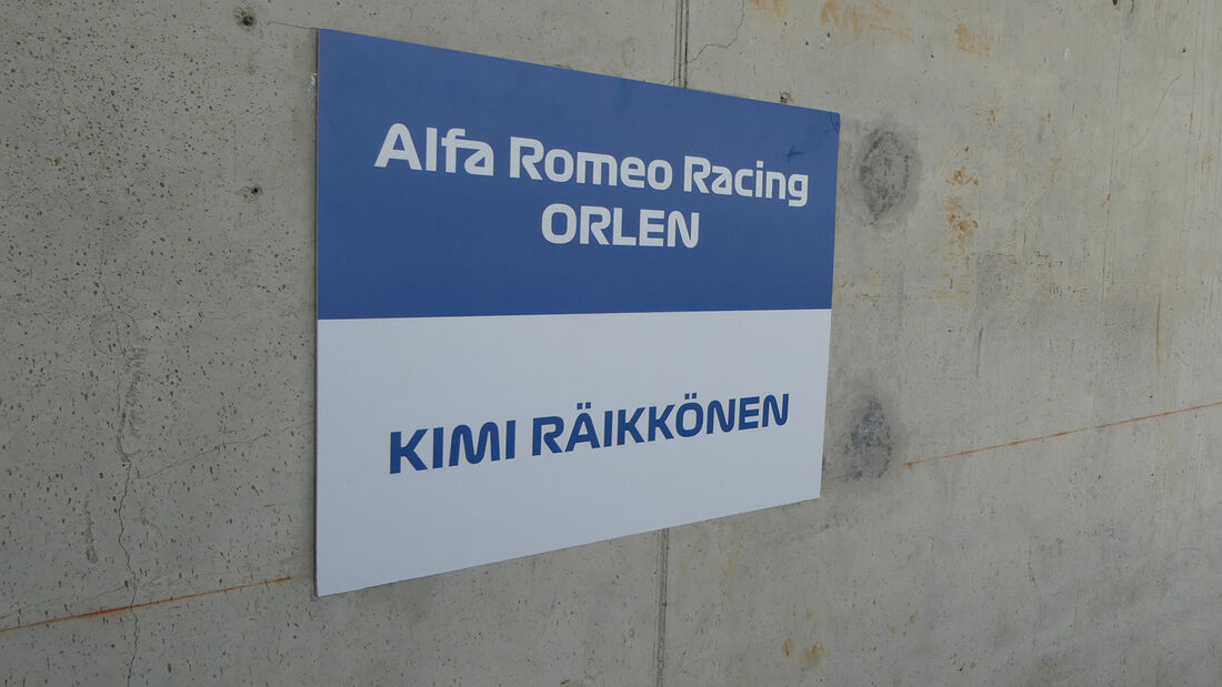 Kimi Räikkönen - Alfa Romeo - Formel 1 - Fahrerautos - GP Ungarn 2021