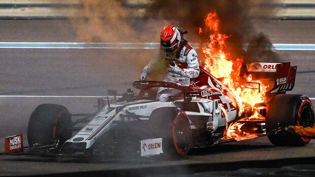 Kimi Räikkönen - Alfa Romeo - Formel 1 - GP Abu Dhabi - Freitag - 11.12.2020
