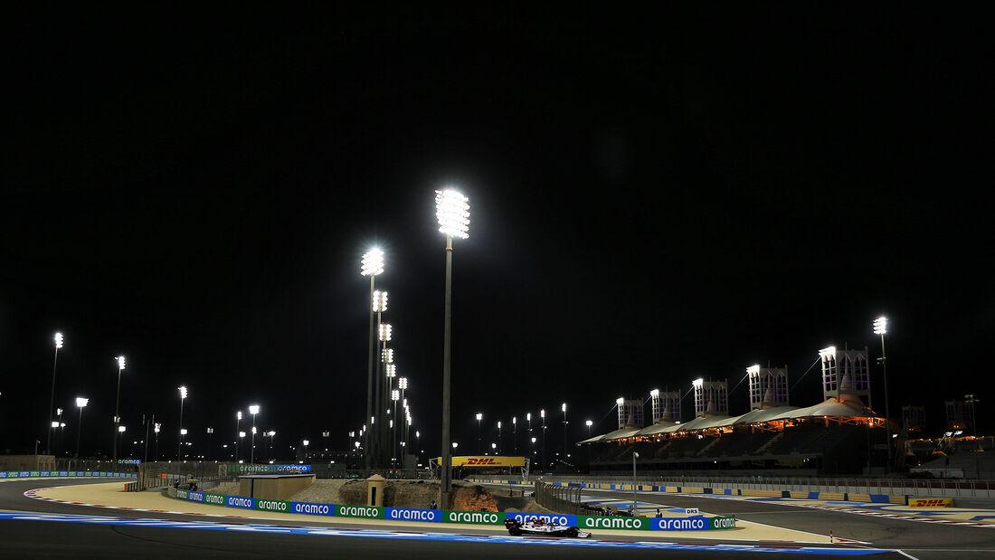 Kimi Räikkönen - Alfa Romeo - Formel 1 - GP Bahrain - Sakhir - Freitag - 27.11.2020
