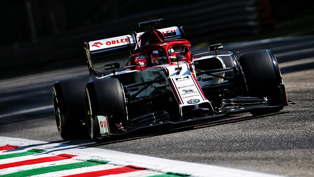 Kimi Räikkönen - Alfa Romeo - Formel 1 - GP Italien - Monza - 4. September 2020