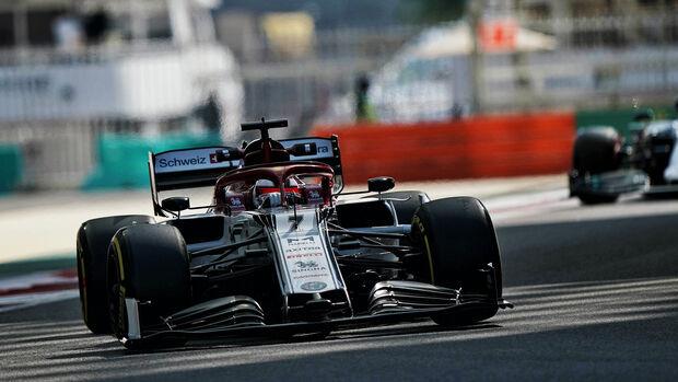 Kimi Räikkönen - Alfa Romeo - GP Abu Dhabi - Formel 1 - Freitag - 29.11.2019
