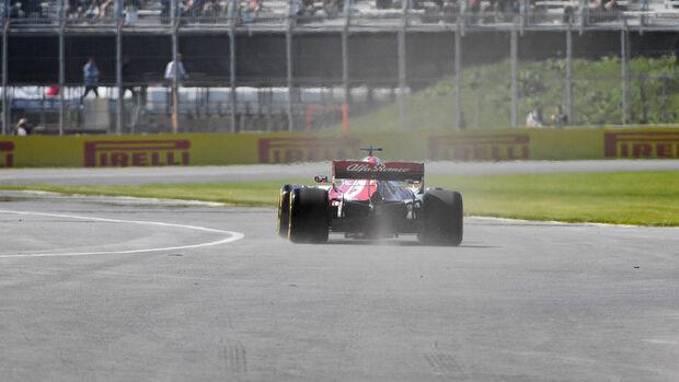 Kimi Räikkönen - Alfa Romeo  - GP Kanada - Montreal - 7. Juni 2019