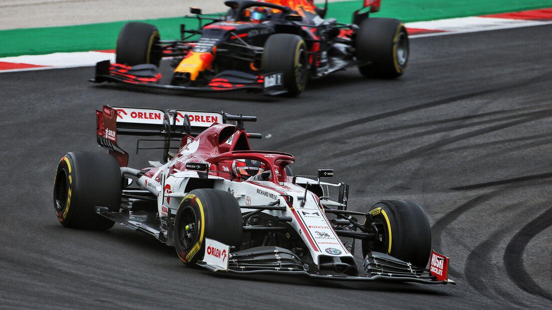 Kimi Räikkönen - Alfa Romeo - GP Portugal 2020 - Portimao