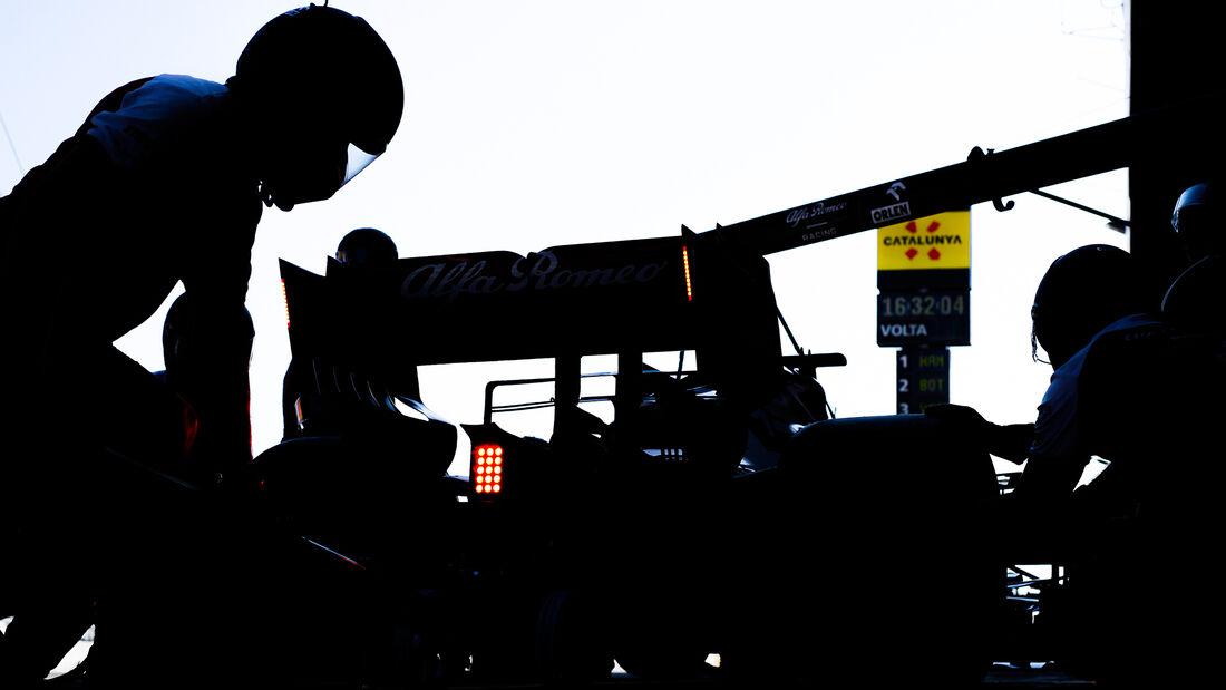 Kimi Räikkönen - Alfa Romeo - GP Spanien 2020 - Barcelona