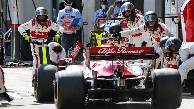 Kimi Räikkönen - Alfa Romeo - GP Steiermark 2020 - Spielberg
