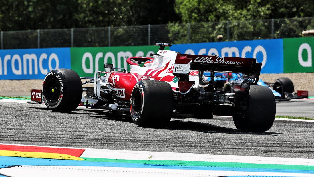 Kimi Räikkönen - Alfa Romeo - GP Steiermark 2021 - Spielberg