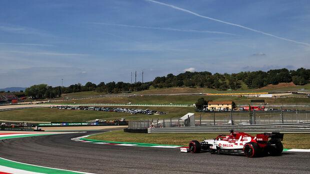 Kimi Räikkönen - Alfa Romeo - GP Toskana - Mugello - Formel 1 - 11. September 2020