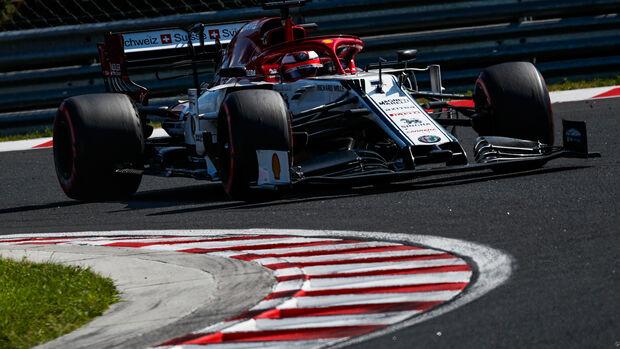 Kimi Räikkönen - Alfa Romeo - GP Ungarn 2019 - Budapest