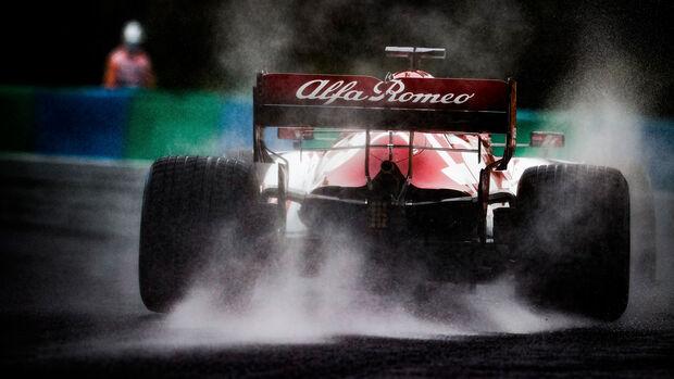 Kimi Räikkönen - Alfa Romeo - GP Ungarn - Budapest