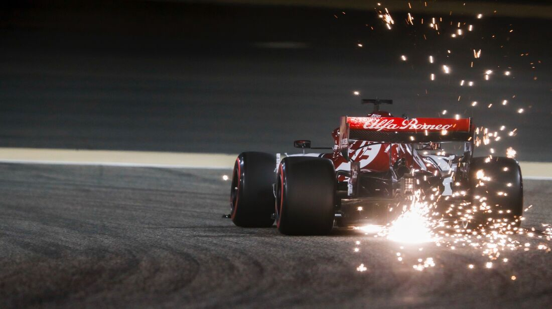 Kimi Räikkönen - Alfa Sauber - Formel 1 - GP Bahrain - 30. März 2019