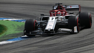 Kimi Räikkönen - Alfa-Sauber - GP Deutschland 2019 - Hockenheim - Qualifying