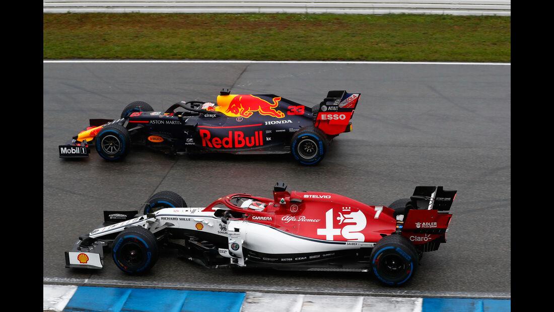 Kimi Räikkönen - Alfa-Sauber - GP Deutschland 2019 - Hockenheim - Rennen