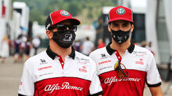 Kimi Räikkönen - Antonio Giovinazzi - Alfa Romeo - Sauber - Formel 1