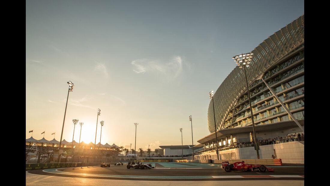 Kimi Räikkönen - Danis Bilderkiste - GP Abu Dhabi 2015