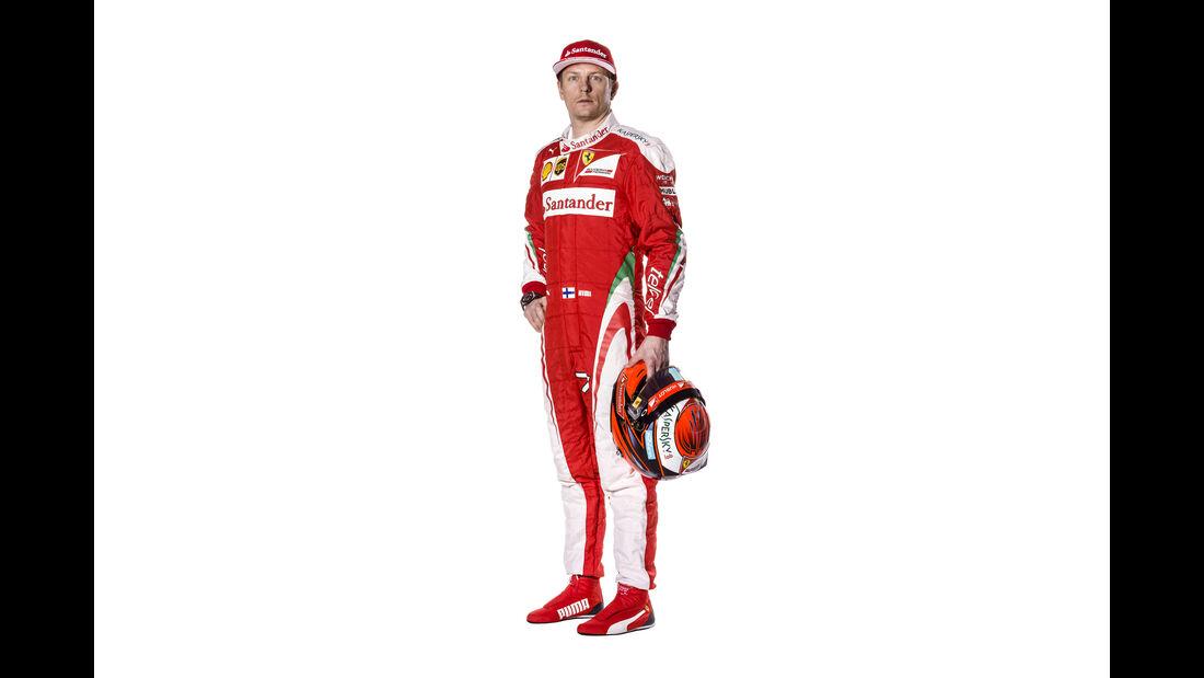 Kimi Räikkönen - F1 - 2016 - Ferrari