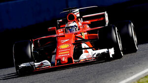 Kimi Räikkönen - F1-Test - Barcelona - 2017