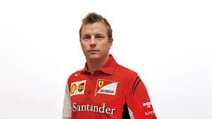 Kimi Räikkönen - Ferrari 2014
