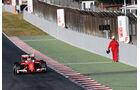Kimi Räikkönen - Ferrari - Barcelona - F1-Test - 2016
