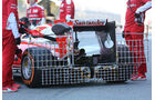 Kimi Räikkönen - Ferrari - Barcelona - Formel 1-Test - 1. März - 2016