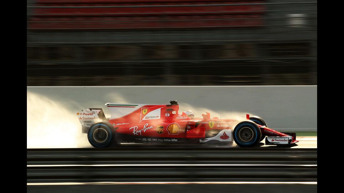 Kimi Räikkönen - Ferrari - F1-Test - Barcelona - 2017