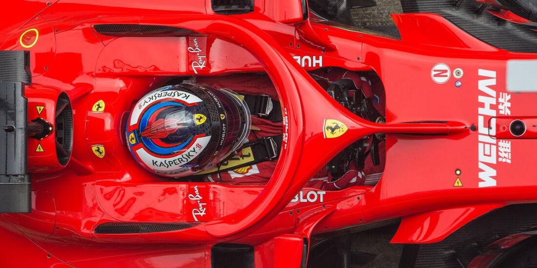 Kimi Räikkönen - Ferrari - F1-Testfahrten - Barcelona - 1. Woche