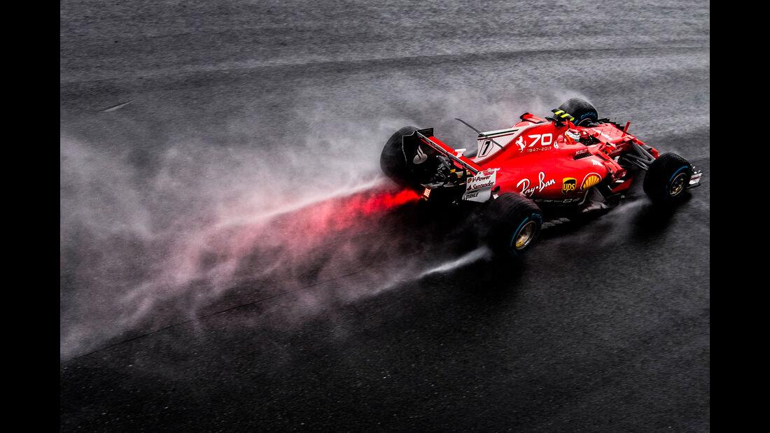 Kimi Räikkönen - Ferrari - Formel 1