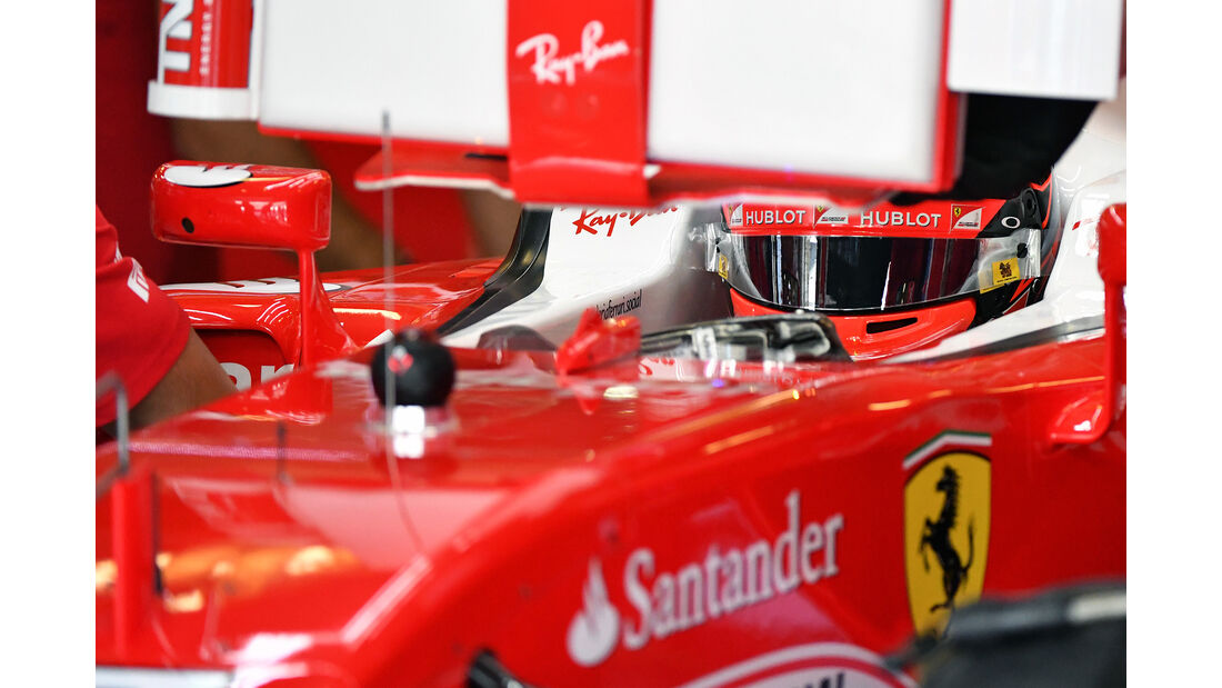 Kimi Räikkönen - Ferrari - Formel 1 - GP Abu Dhabi - 25. November 2016