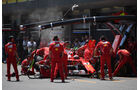 Kimi Räikkönen - Ferrari - Formel 1 - GP Aserbaidschan 2017 - Training - Freitag - 23.6.2017