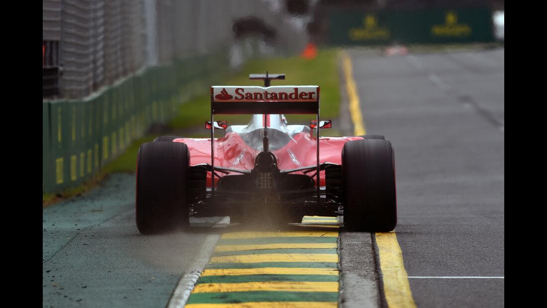Kimi Räikkönen - Ferrari - Formel 1 - GP Australien - Melbourne - 19. März 2016