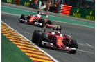 Kimi Räikkönen - Ferrari - Formel 1 - GP Belgien - Spa-Francorchamps - 26. August 2016