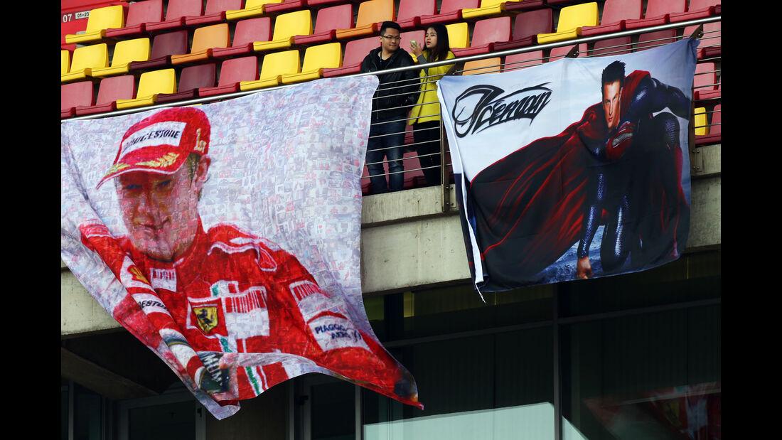 Kimi Räikkönen - Ferrari - Formel 1 - GP China - Shanghai - 10. April 2015