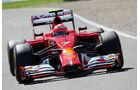 Kimi Räikkönen - Ferrari - Formel 1 - GP Deutschland - Hockenheim - 18. Juli 2014